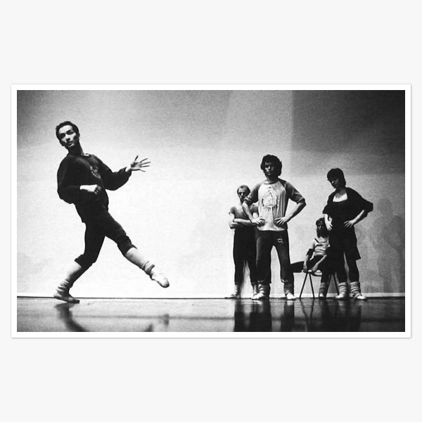 The Rambert Dance Company by Bo Lutoslawski