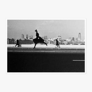 Waterloo Bridge by Bo Lutoslawski