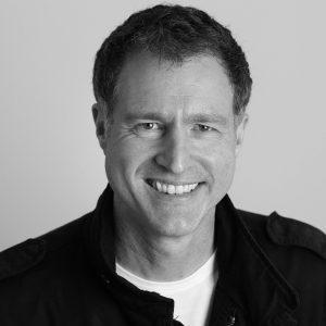 portrait of photographer Andrew Fox