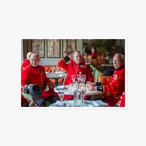 Chelsea Pensioner by Lucy Young