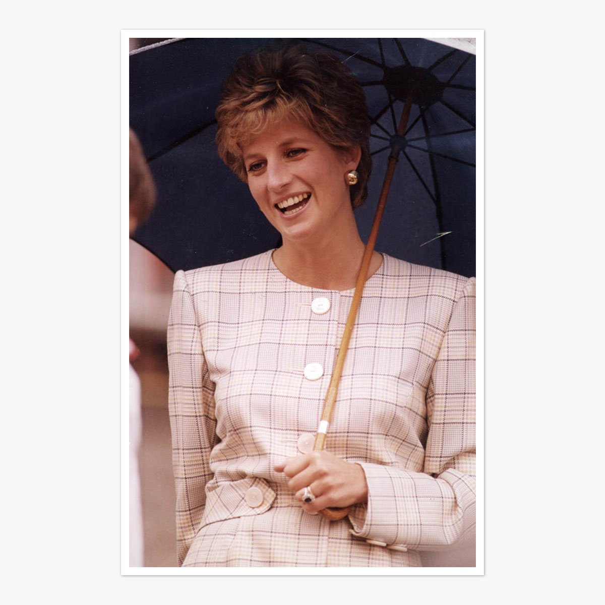 Princess Diana by Richard Lappas