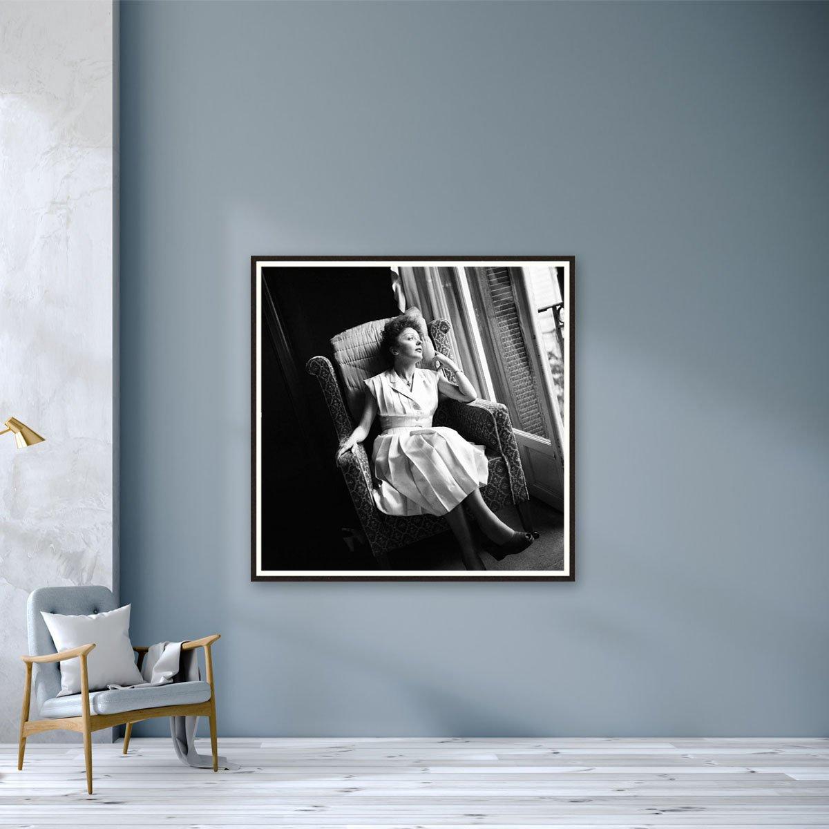 Edith Piaf by Marilyn Stafford