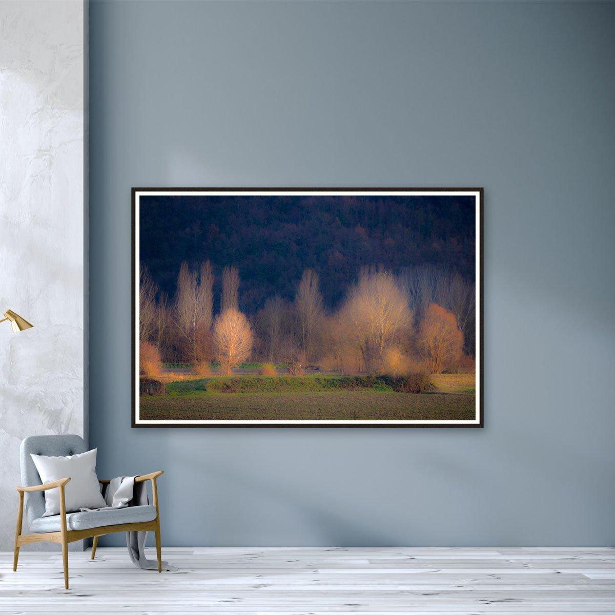 Italian Landscape by Roger Taylor