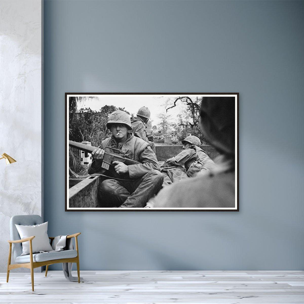 Battle Of Hu·∫ø by Terry Fincher