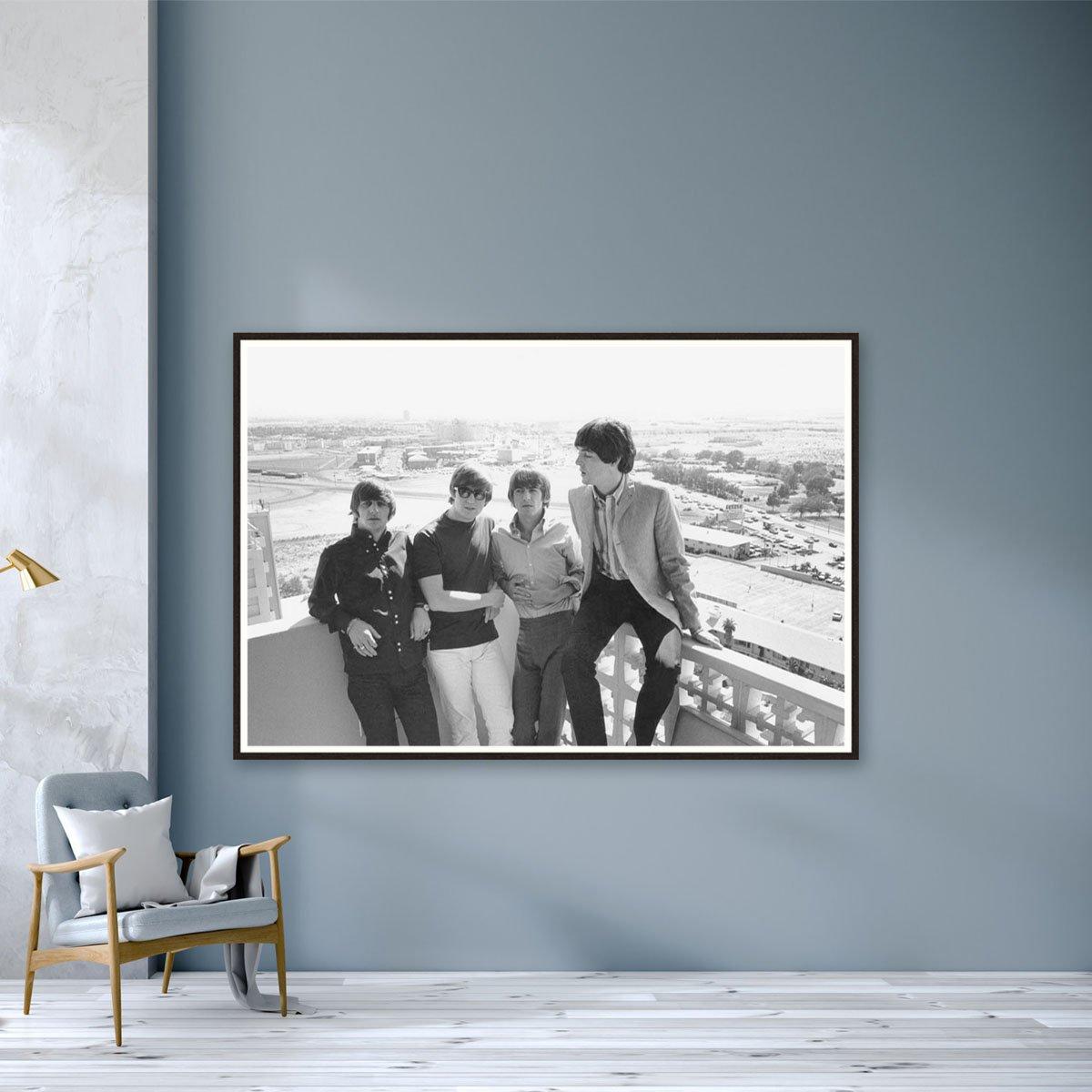 Beatles USA by Bill Lovelace