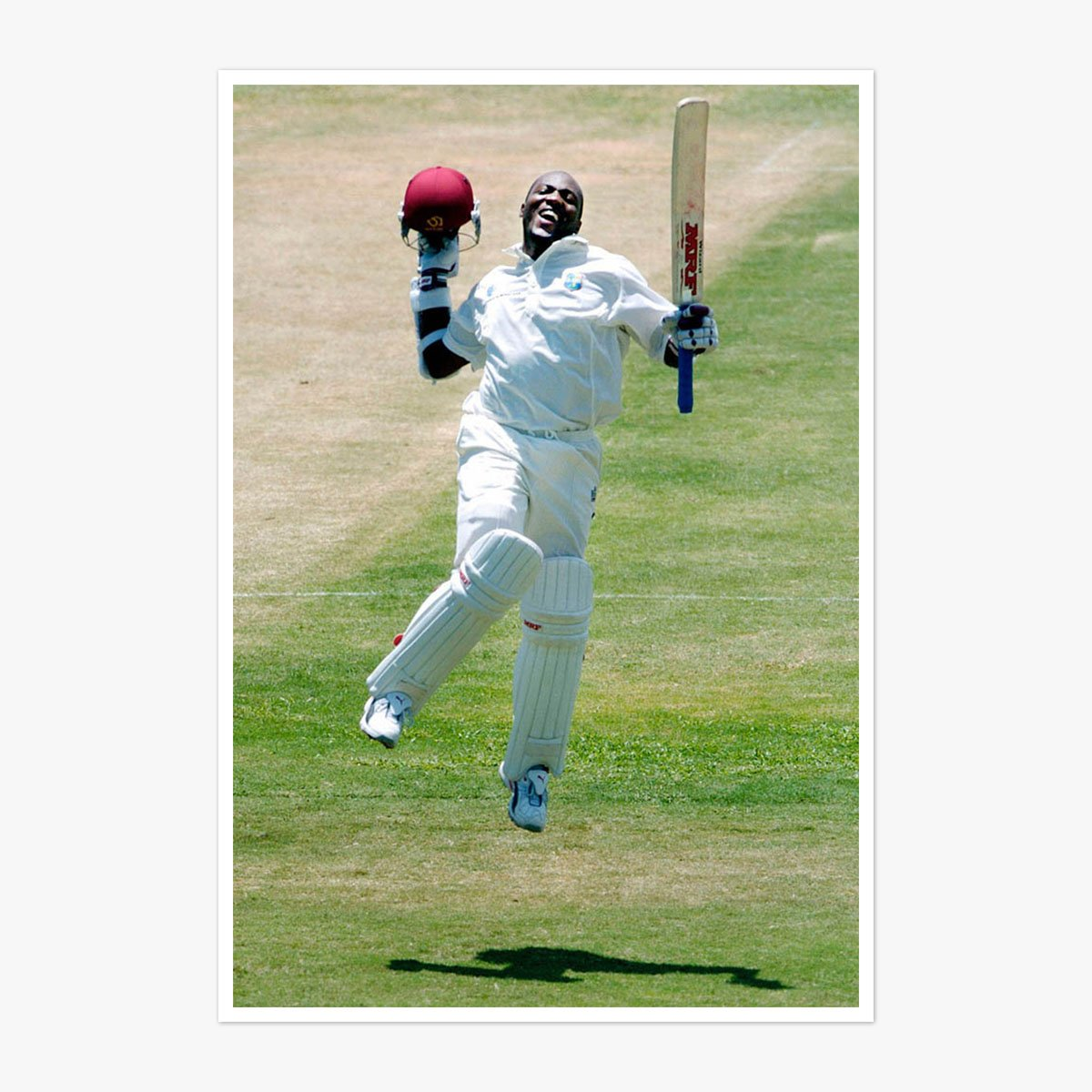 Brian Lara, 400 Not Out by David Ashdown