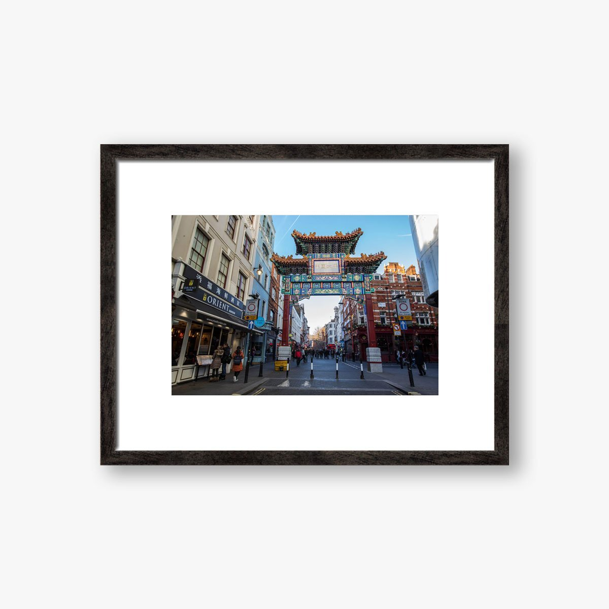 China Town by Alex Lentati