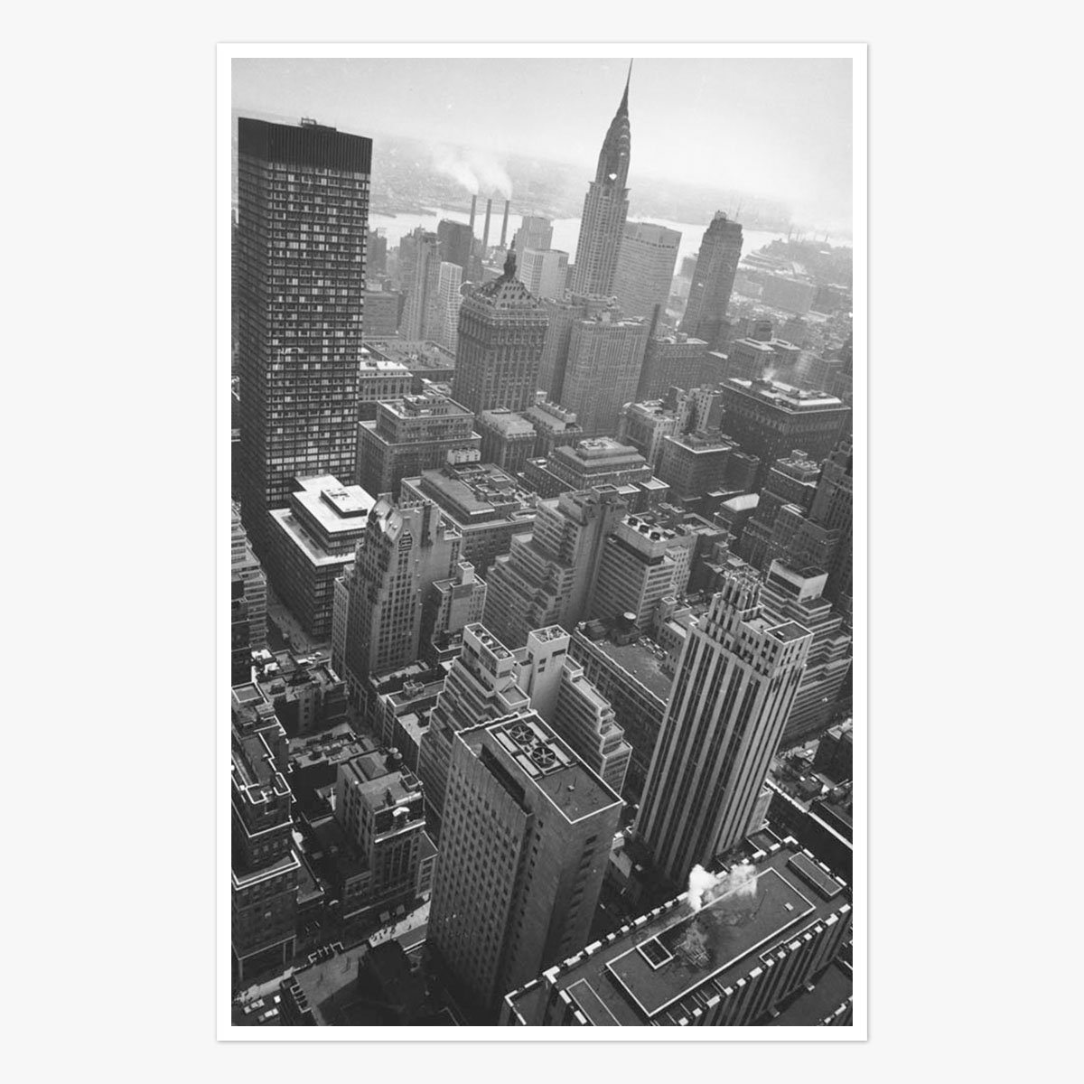 Chrysler Building by Bill Lovelace