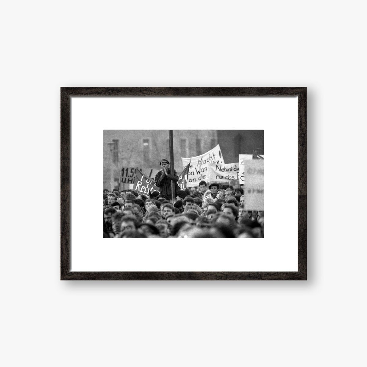 Daylight Protest by Brian Harris