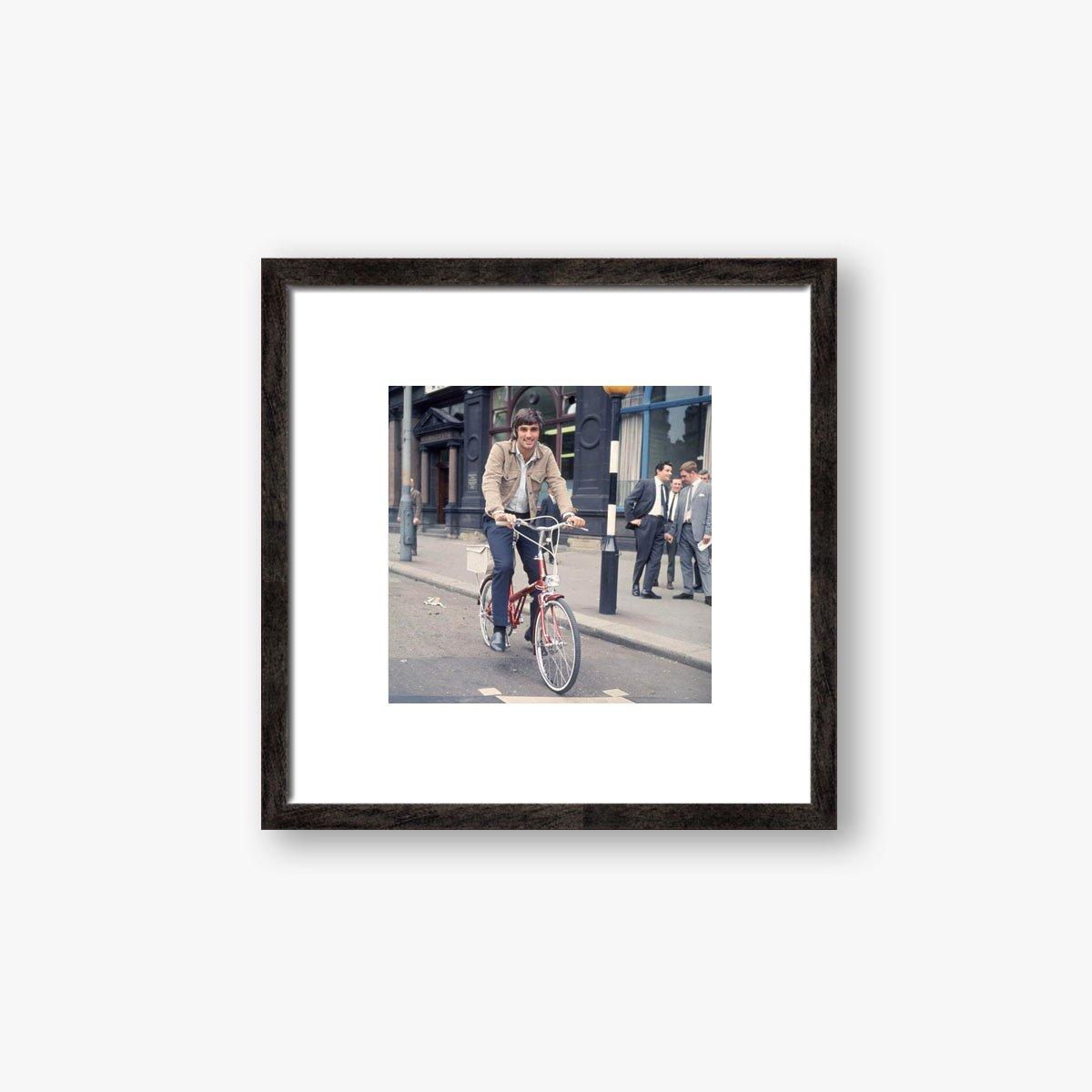 George Best by Ian Tyas