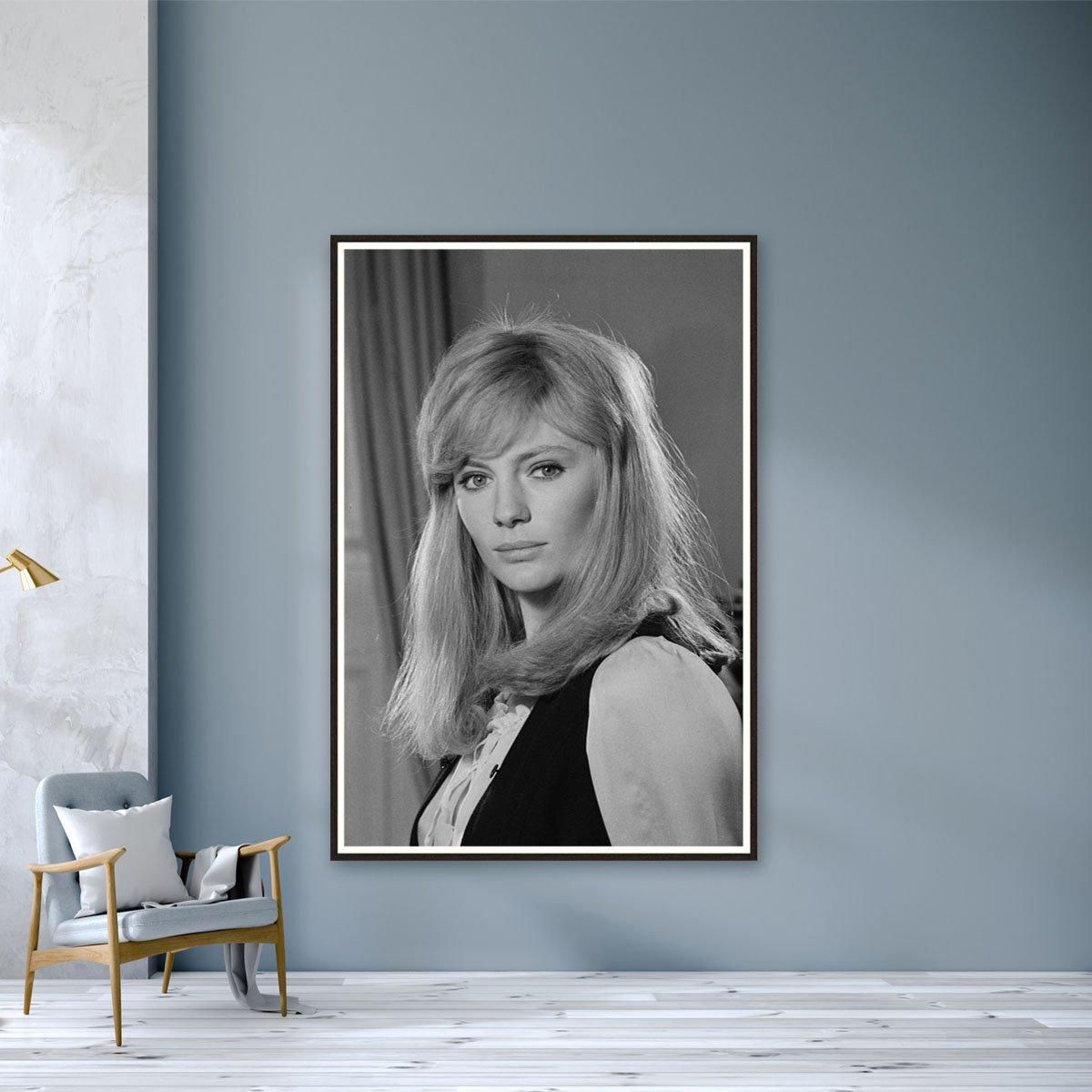 Jacqueline Bisset by Reg Lancaster