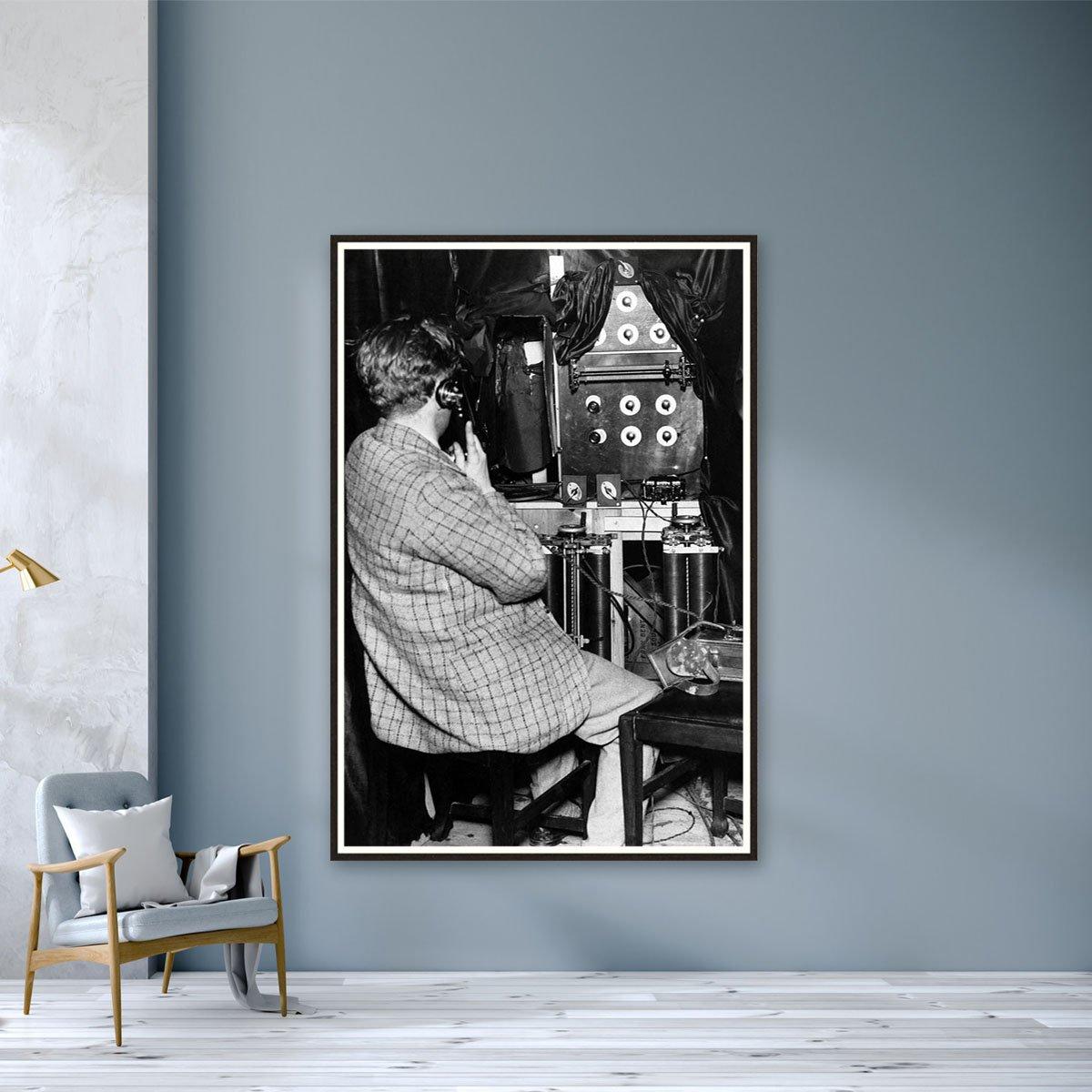 John Logie Baird by Frank Rust