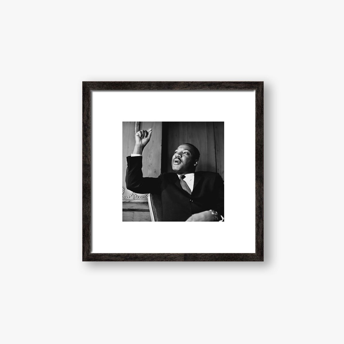Martin Luther King In London by Reg Lancaster