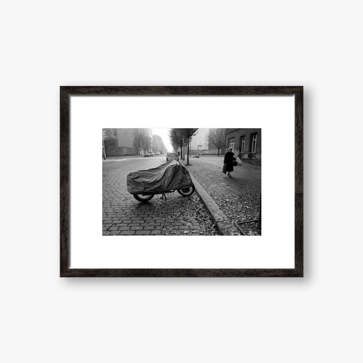 Misty East Berlin by Brian Harris