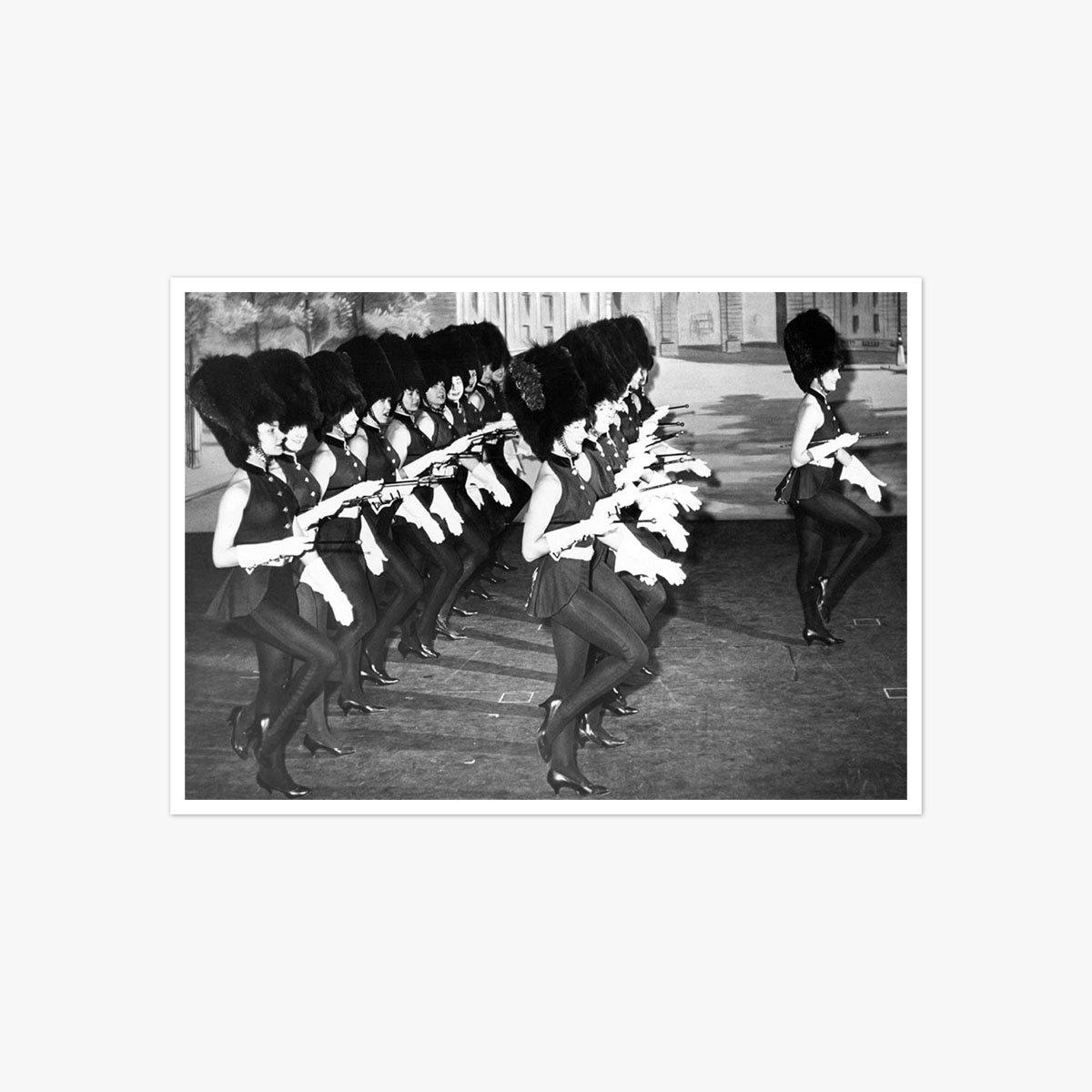 The Tiller Girls by Frank Rust