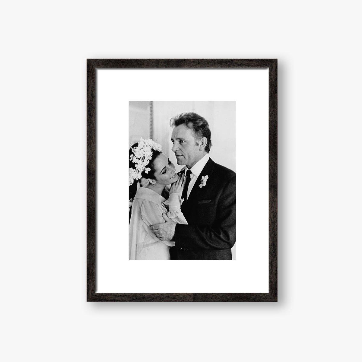 Taylor-Burton Wedding by Bill Lovelace