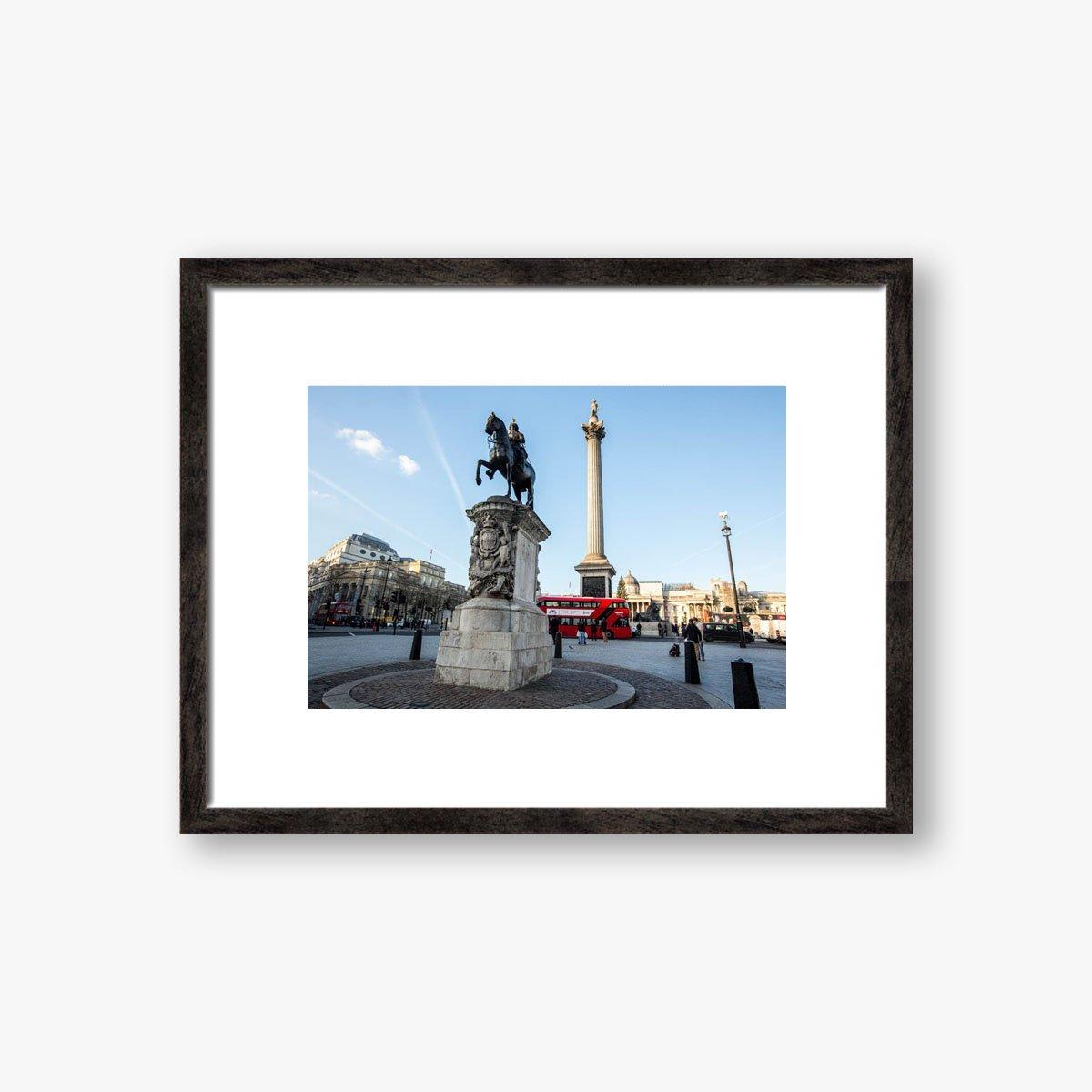 Trafalgar Square by Alex Lentati