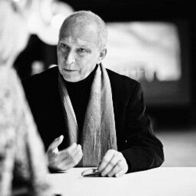 Portrait of photographer Bo Lutoslawski