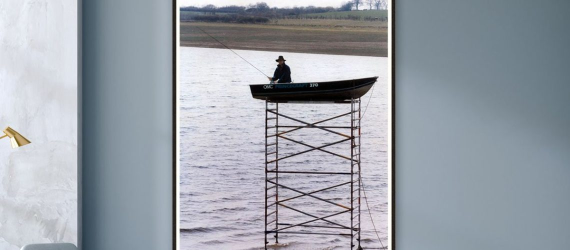 Boatman-by-Richard-Lappas-large-framed-print