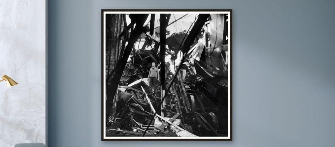 Harrow-Wealdstone-Crash-by-George-Phillips-large-framed-print